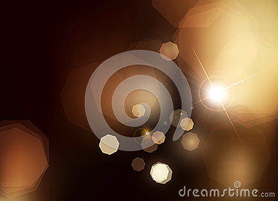 Vector abstract background of holiday