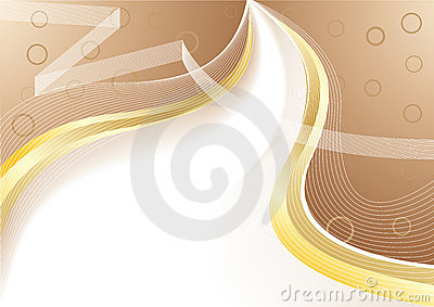 Vector abstract chocolate background