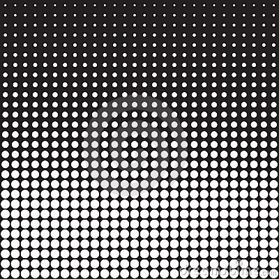 Free Vector Abstract Dots Background Royalty Free Stock Photography - 10054267