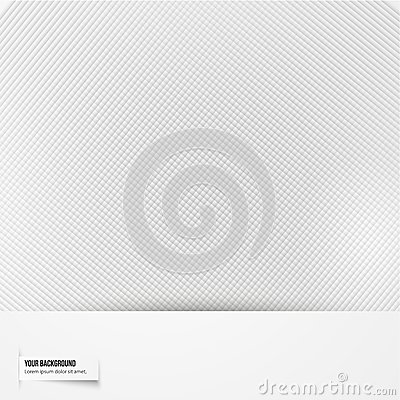 Free Vector Abstract Lines Template. Object Design Stock Photos - 44636933