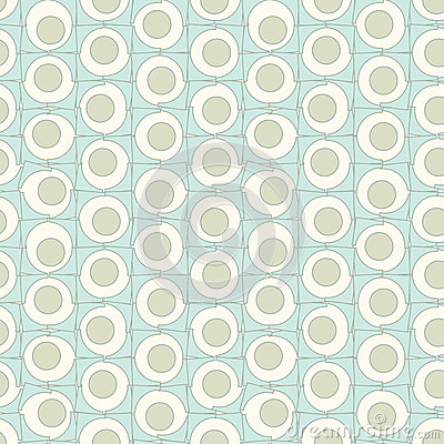 Vector abstract pattern - uneven shapes in faded t