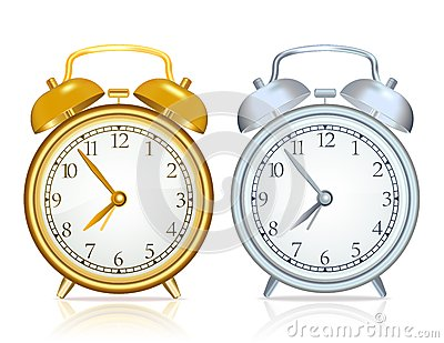 Vector Alarm Clock Stock Photos - Image: 24799413