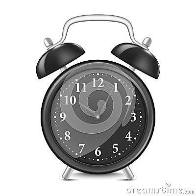 Free Vector Alarm Clock Stock Photography - 74617202