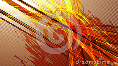 Vector background with strips