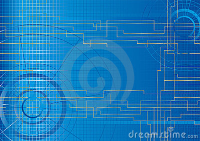 Vector - Background Technical Stock Images - Image: 20108364