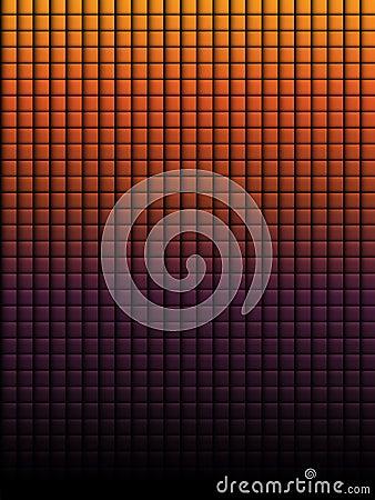 Vector - Background Tile Pattern Stripe Halloween