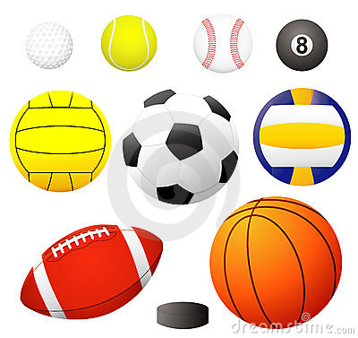 Free Vector Balls Stock Images - 674644