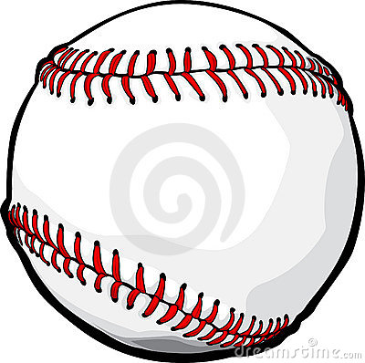 Free Vector Baseball Ball Image Stock Photo - 10658850