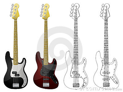 Vector Bass Guitars