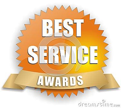 Vector best service award