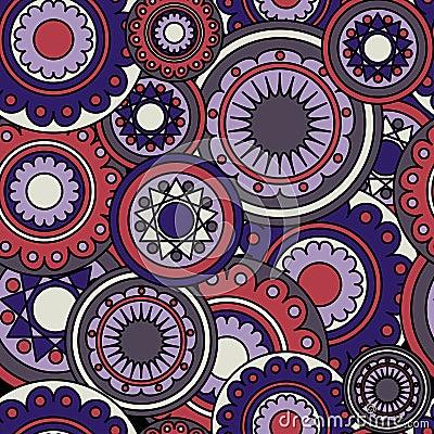 Vector bright pattern