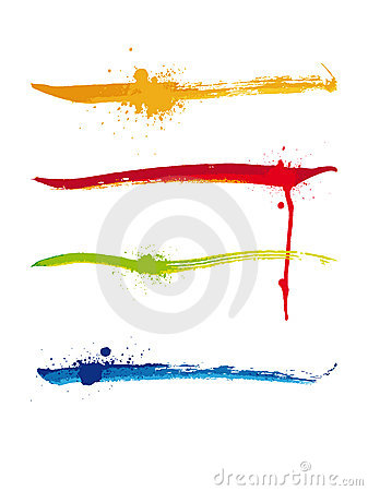 Free Vector Brush Royalty Free Stock Photo - 4204245