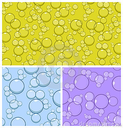 Free Vector Bubble Background Stock Photo - 15262530