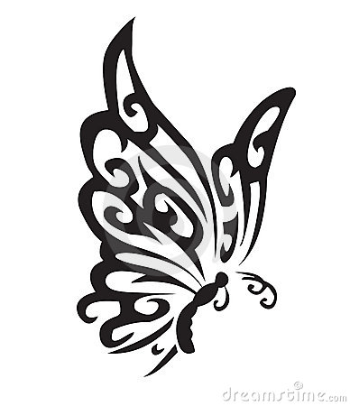Free Vector Butterfly Stock Photos - 23214793