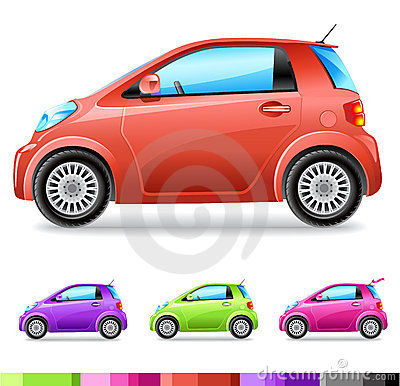 Free Vector Car Royalty Free Stock Images - 10190109