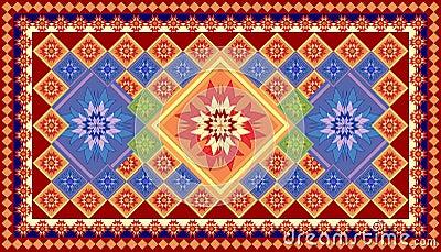 Vector carpet