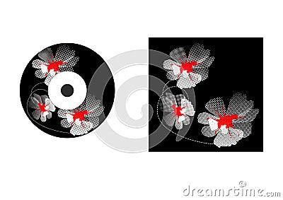 Vector CD Labels