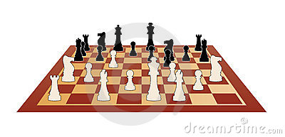 vector chess game
