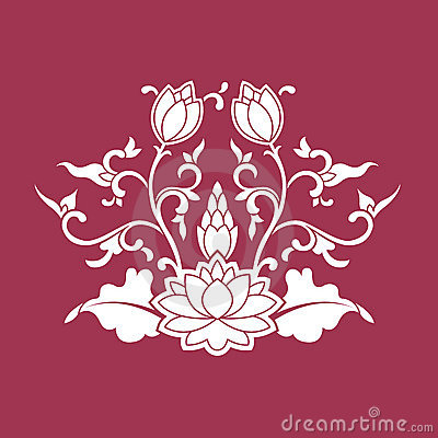 Free Vector Chinese Ornament Royalty Free Stock Photo - 5718555