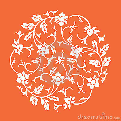 Free Vector Chinese Ornament Royalty Free Stock Photography - 5718577
