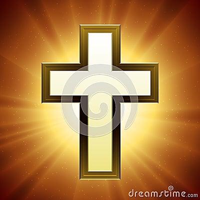 Vector Christian Cross