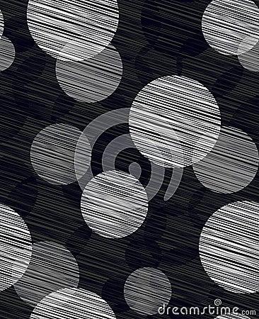 Free Vector Circles Seamless Pattern Royalty Free Stock Photo - 20551765