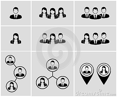 Business Clip Art Combinations