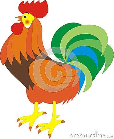 Vector cock