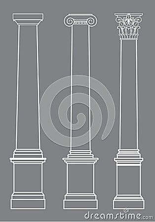 Vector Columns Classic