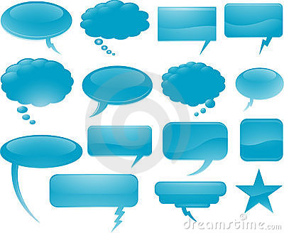 Vector communication bubbles