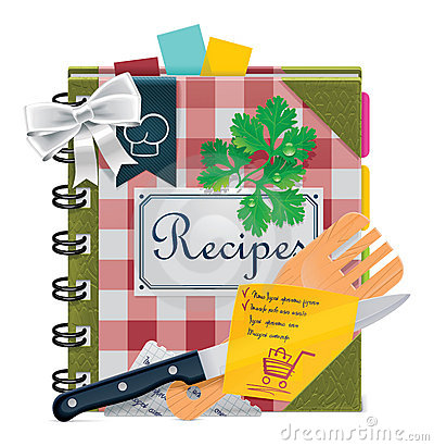 Vector cooking book XXL icon