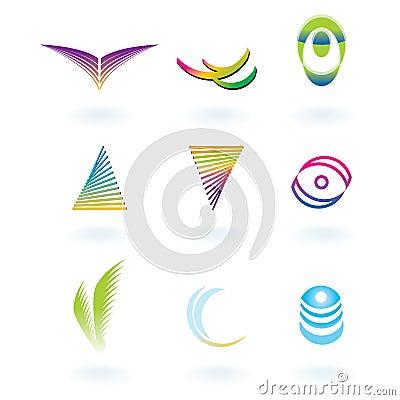 vector corporate Logos