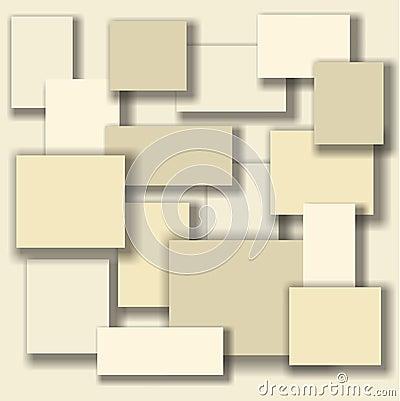 Vector Cream Background