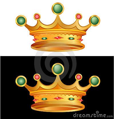 Free Vector Crown Royalty Free Stock Photo - 3258145