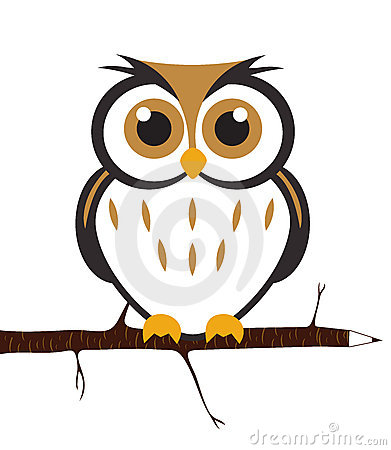 Free Vector Cute Owl Stock Photos - 13180333
