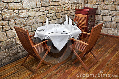 Vector del restaurante