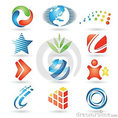 Vector design elements 5