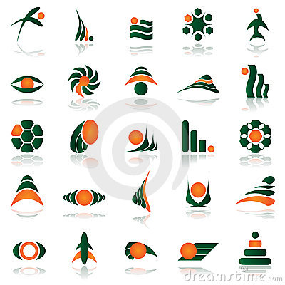 Free Vector Design Elements Royalty Free Stock Image - 5274456