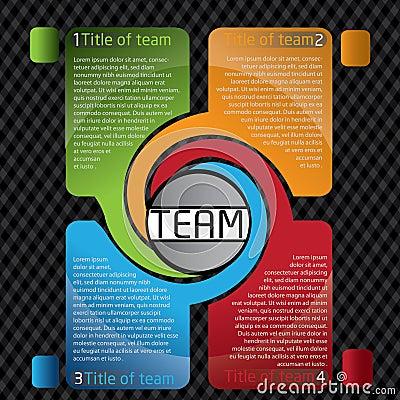 Vector design for teams