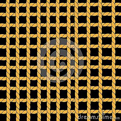 vector detail of hammock