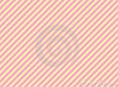 Vector Diagonal Swatch Striped Fabric Background