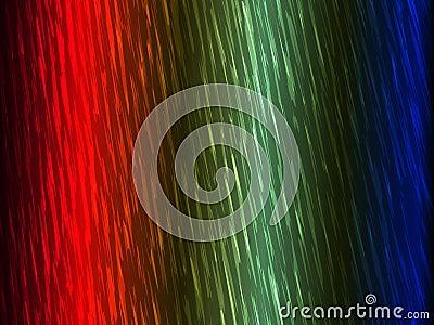 Vector digital hyper background