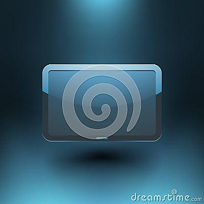 Vector Display Screen