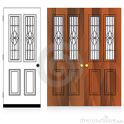 Vector Door Design