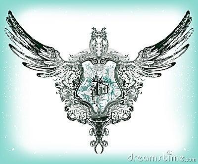 Vector emblem