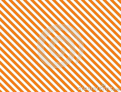 Vector EPS8 Diagonal Striped Background in Orange