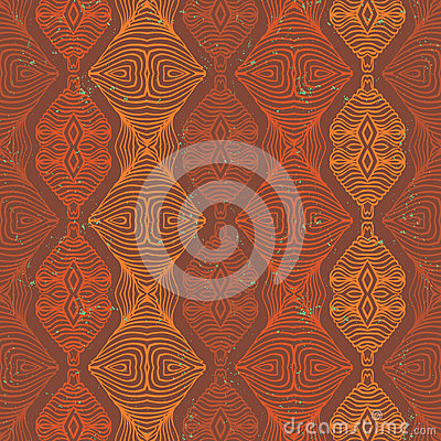 Free Vector Ethnic Seamless Pattern Stock Images - 29270534