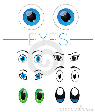 VECTOR EYES vol. 1