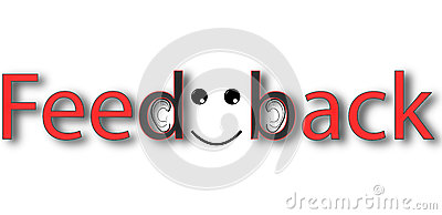 Vector feedback banner