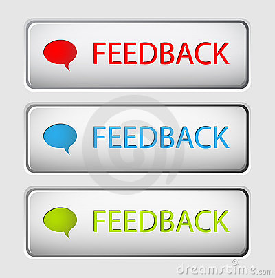 Vector Feedback buttons